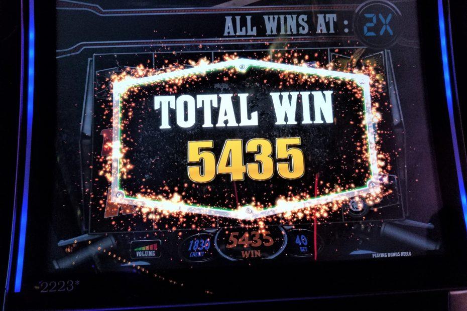 Kasinopelin voitto